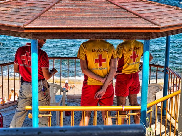 Baywatch for Blog