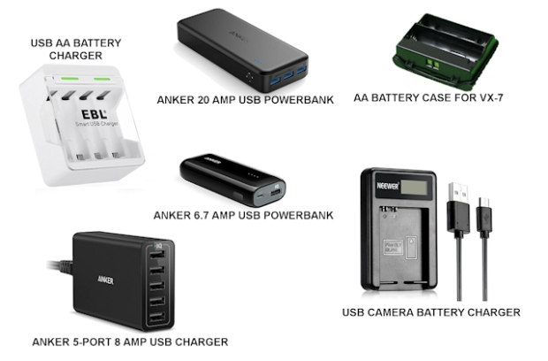 charging gear small