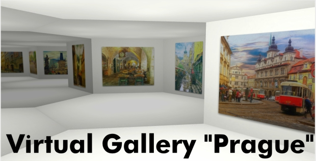 prague virtual gallery