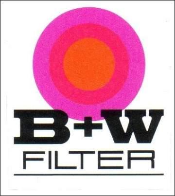 b+w logo