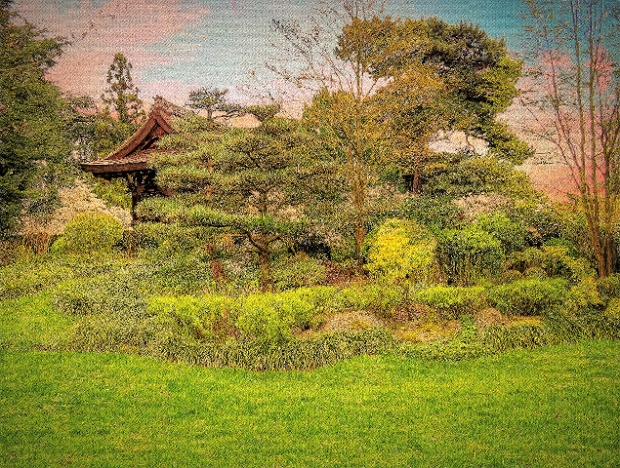 The Japanes Garden 2 - painterly-gigapixel.jpg