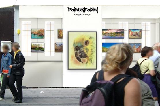 Visit my Online Exhibition
