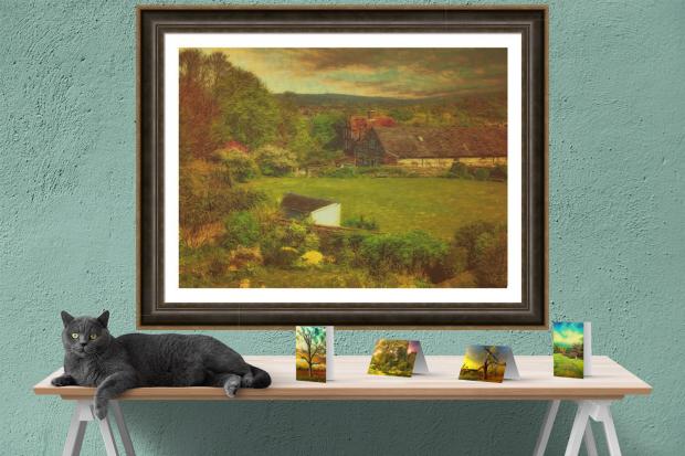 Landscape-Lewes