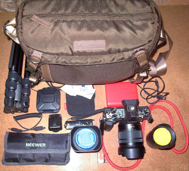 BAG AND GEAR SMALL